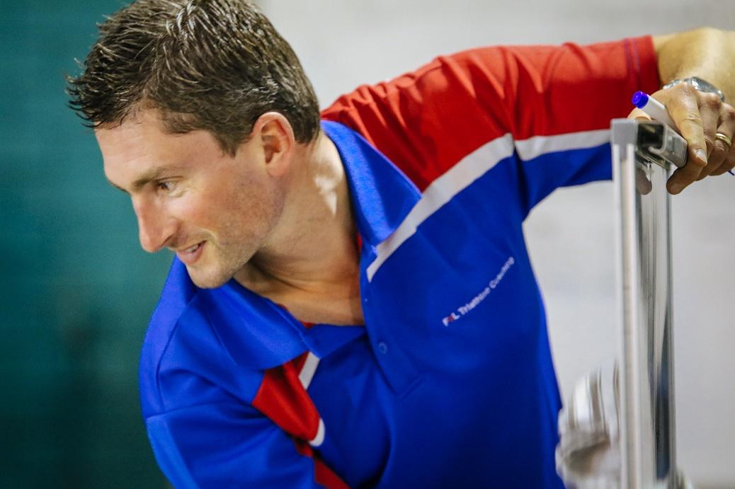 hiring a triathlon coach