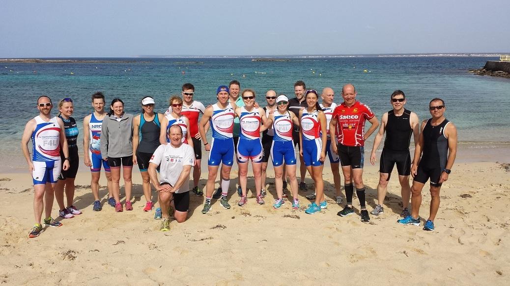 Mallorca Triathlon Training