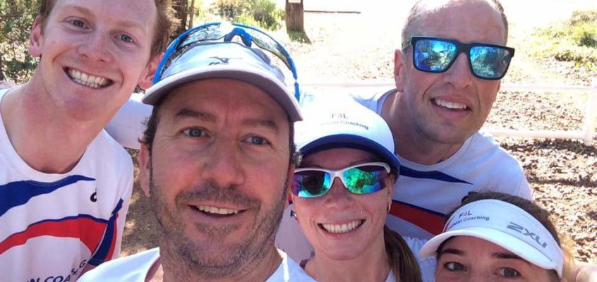 Crunch time for Triathletes