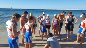Busselton Training Camp