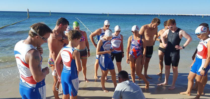 Picking up the bottle – coaching triathlon